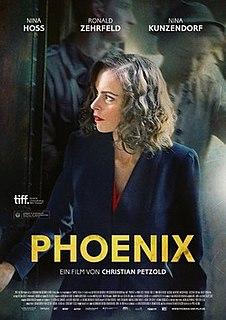 <i>Phoenix</i> (2014 film) 2014 film directed by Christian Petzold