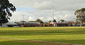 Croydon Kings - Polonia Reserve, current home ground of Croydon Kings