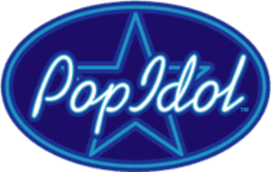 Pop Idol - Image: Pop Idol logo