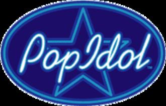 Pop Idol - Image: Pop Idol logo