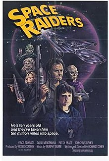 Space Raiders Film Wikipedia