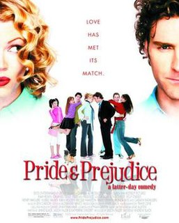 <i>Pride & Prejudice: A Latter-Day Comedy</i> 2003 film by Andrew Black