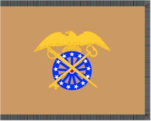 Quartermaster Center and School - Quartermaster Center flag