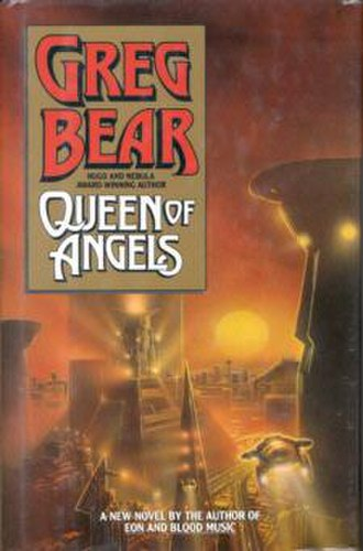 Queen of Angels (novel) - Cover of first edition (hardcover)