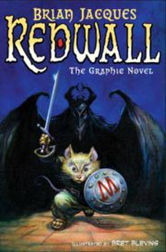 Redwall (novel) - Redwall: The Graphic Novel cover