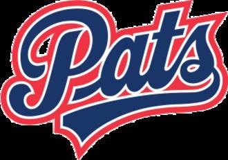 Regina Pats - Image: Regina Pats logo