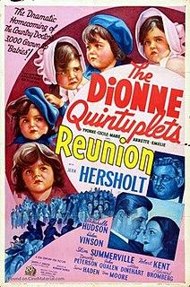 <i>Reunion</i> (1936 film) 1936 film