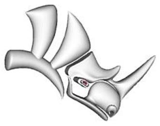 Rhinoceros 3D - Image: Rhinoceros 3d logo