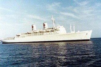 SS Constitution - Image: SS Constitution