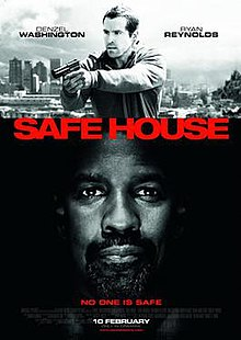 Safe House (2012 film) - Wikipedia
