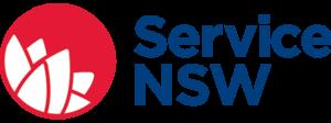 Service NSW - Image: Service NSW Logo