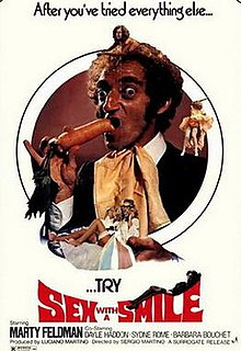 <i>Sex with a Smile</i> 1976 film by Sergio Martino
