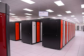 Cray XT3 distributed memory massively parallel MIMD supercomputer
