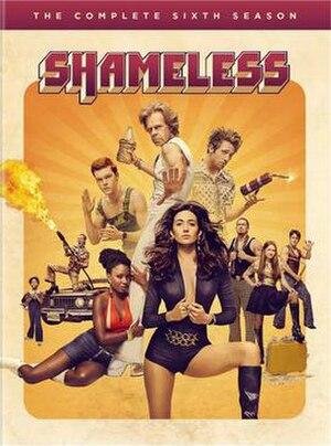 Shameless (season 6) - Image: Shameless Season 6