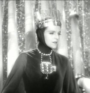 She (1935 film) - The title character inspired Disney's Evil Queen in Snow White and the Seven Dwarfs.