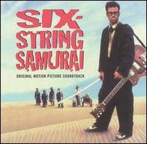 Six-String Samurai - Image: Sixstring CD