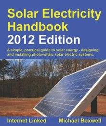 Solar Electricity Handbook Wikipedia
