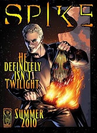Spike (Buffy the Vampire Slayer) - Image: Spike twilight final