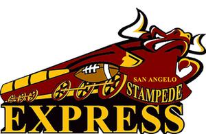 San Angelo Stampede Express - Image: Stampede Express