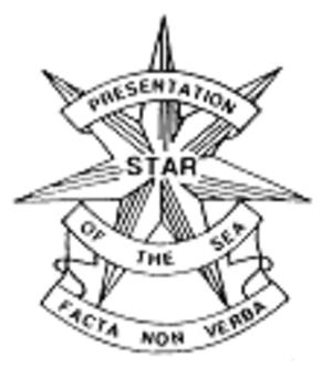 Star of the Sea College - Star of the Sea College crest. Source: www.starmelb.catholic.edu.au/ (Star of the Sea website)
