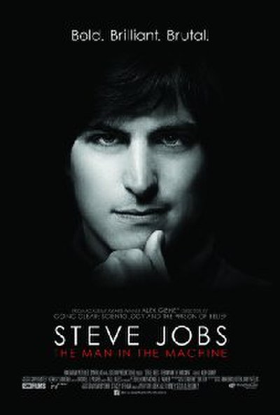 Picture of a movie: Steve Jobs: The Man In The Machine