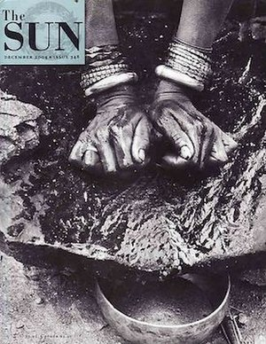 The Sun (magazine) - Issue 348, December 2004 photograph by Kevin Bubriski