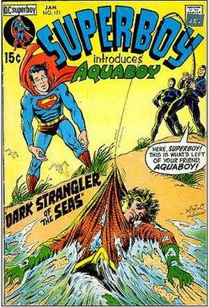 Superboy (Kal-El) - Image: Superboy 171
