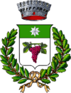Coat of arms of Tenna