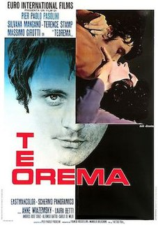 1968 film by Pier Paolo Pasolini