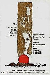 <i>The Savage Is Loose</i> 1974 film by George C. Scott