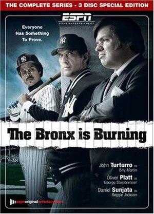 The Bronx Is Burning - Image: The Bronx Is Burning