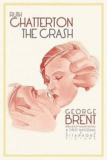 <i>The Crash</i> (1932 film) 1932 film by William Dieterle