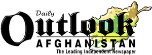 The Daily Outlook Afghanistan - Image: The Daily Outlook Afghanistan logo
