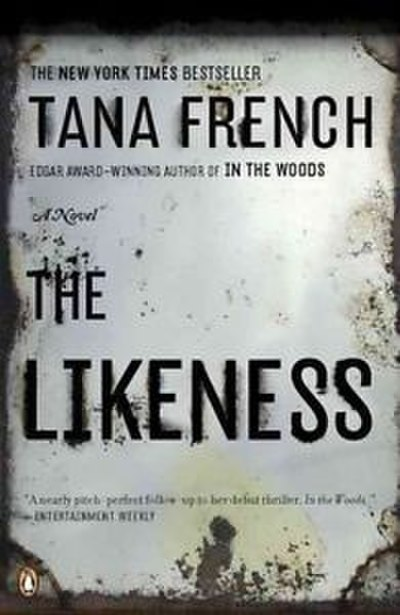Picture of a book: The Likeness
