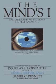 <i>The Minds I</i> book by Douglas Hofstadter