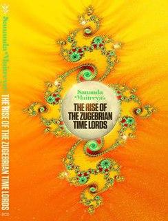 <i>The Rise of the Zugebrian Time Lords</i> 2015 studio album by Sananda Maitreya