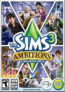 Mitä Sims 3 Expansion Pack on online dating online dating sokeria Daddy