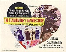 The St Valentine S Day Massacre Film Wikipedia