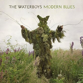 Modern Blues (album) - Image: The Waterboys Modern Blues 2015 Album Cover