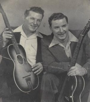 The York Brothers - Image: The York Brothers, ca. 1950