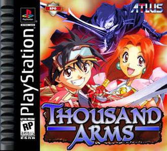 Thousand Arms - Image: Thousand Arms