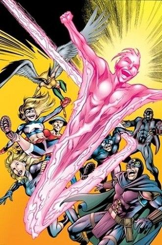 Thunderbolt (DC Comics) - Image: Thunderbolt (DC Comics)