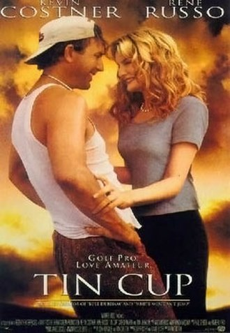 Tin Cup - Theatrical Release Poster