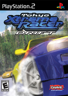 Tokyo Xtreme Racer - Drift Coverart.png