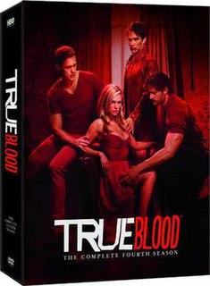 <i>True Blood</i> (season 4) Season of television series