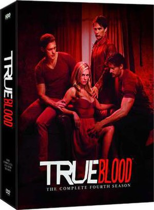True Blood (season 4) - Image: True Blood S4 DVD f