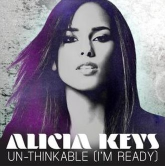 Un-Thinkable (I'm Ready) - Image: Un Thinkable (I'm Ready)
