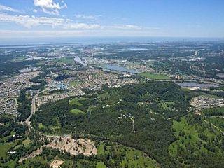 Upper Coomera, Queensland Suburb of City of Gold Coast, Queensland, Australia