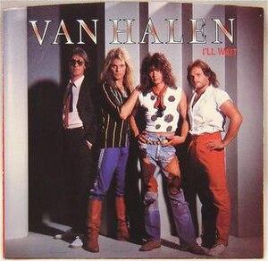 I'll Wait - Image: Van Halen I'll Wait