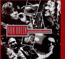 Pound Cake Song Van Halen